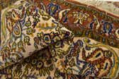 3' 7 x 5' 2 Qom Persian Rug thumbnail