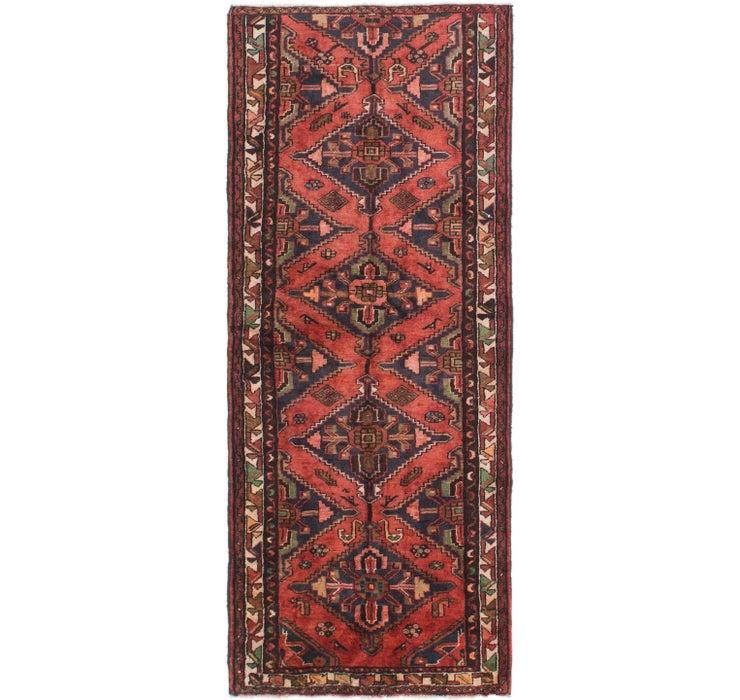110cm x 257cm Chenar Persian Runner Rug