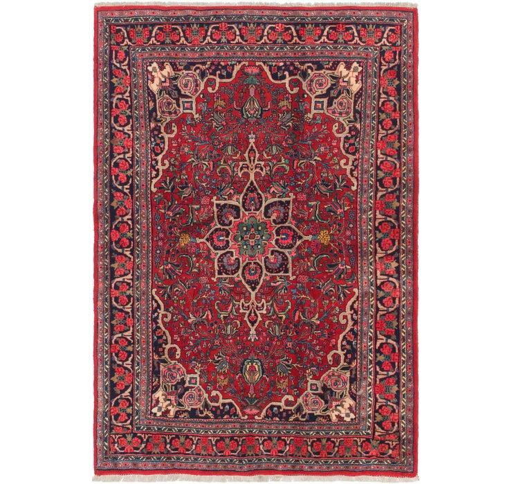 4' 7 x 6' 6 Bidjar Persian Rug