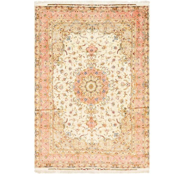 250cm x 365cm Tabriz Persian Rug