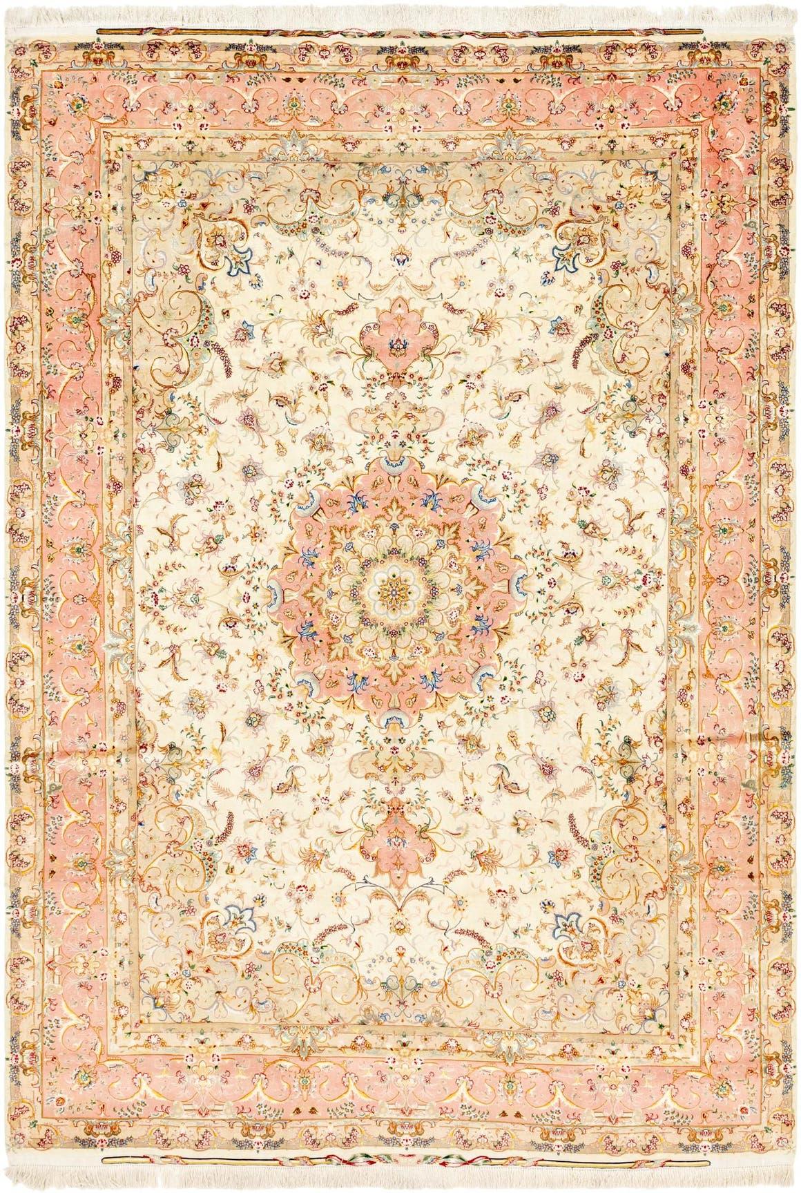 8' 2 x 12' Tabriz Persian Rug main image