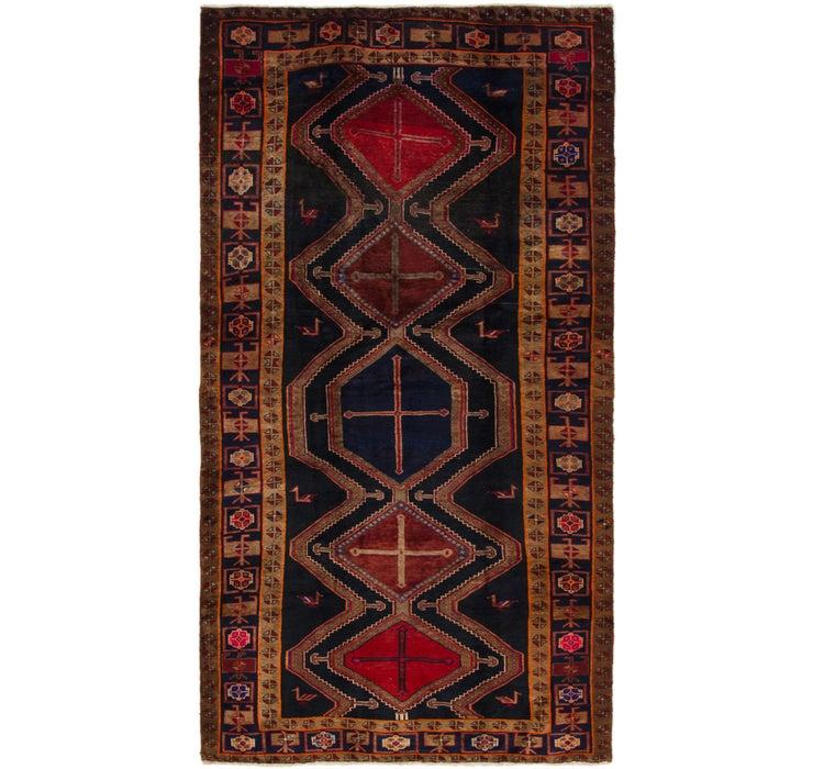 152cm x 285cm Koliaei Persian Rug