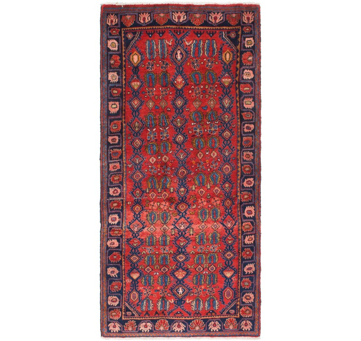 130cm x 292cm Malayer Persian Runner ...