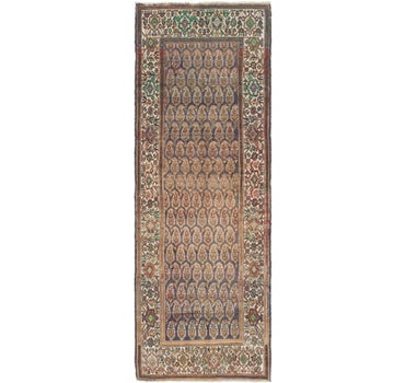 3' 6 x 10' Malayer Persian Runner Rug main image