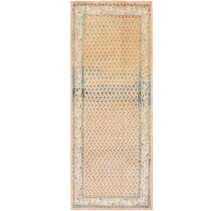 117cm x 325cm Farahan Persian Runner ...