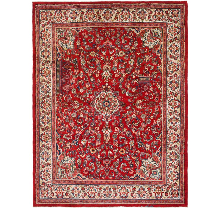 318cm x 427cm Sarough Persian Rug