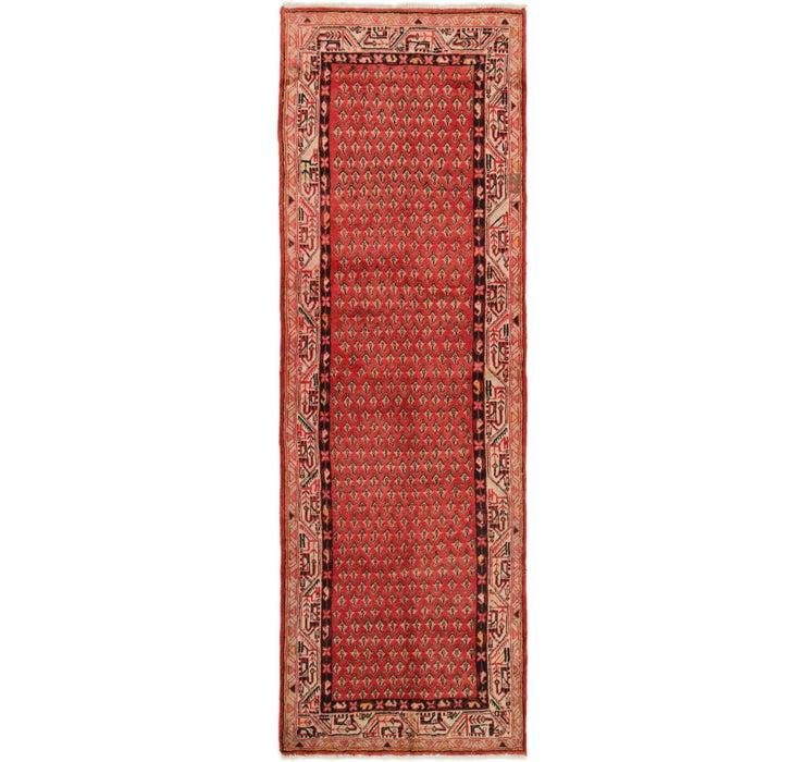 102cm x 312cm Farahan Persian Runner ...