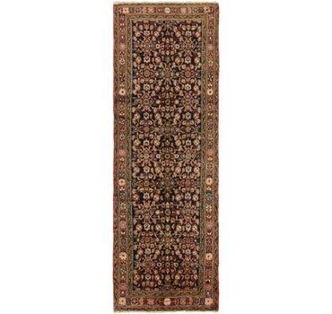 3' 5 x 9' 9 Malayer Persian Runner Rug main image