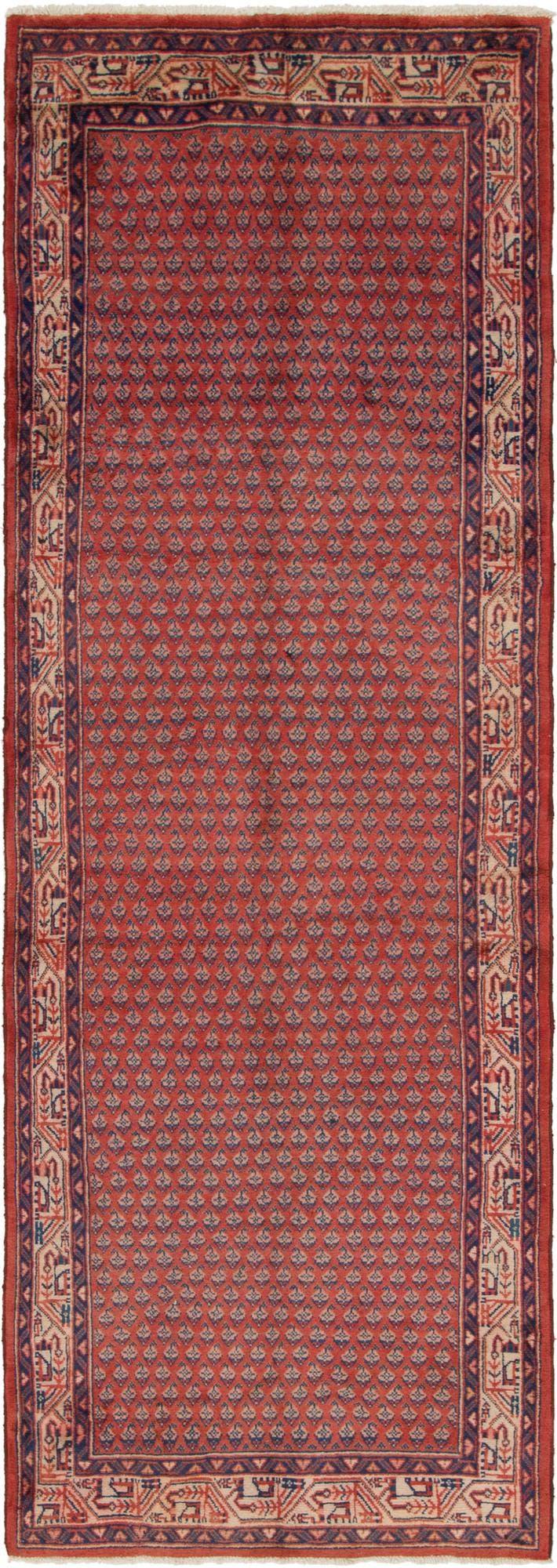 3' 5 x 10' 6 Farahan Persian Runner Rug main image