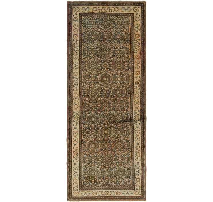117cm x 315cm Malayer Persian Runner ...