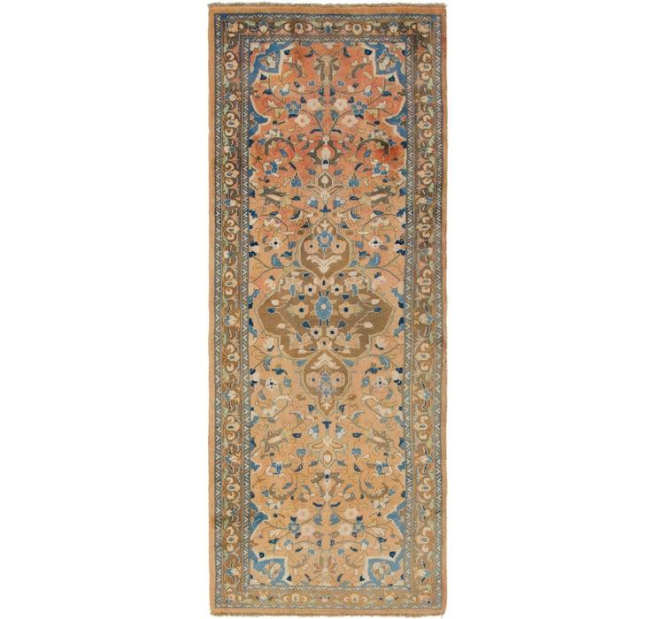 115cm x 305cm Mahal Persian Runner Rug