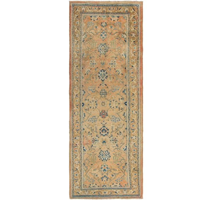 105cm x 292cm Mahal Persian Runner Rug