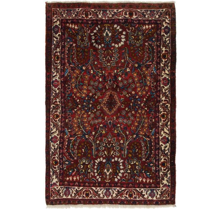 127cm x 213cm Liliyan Persian Rug