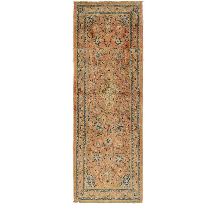 100cm x 300cm Mahal Persian Runner Rug