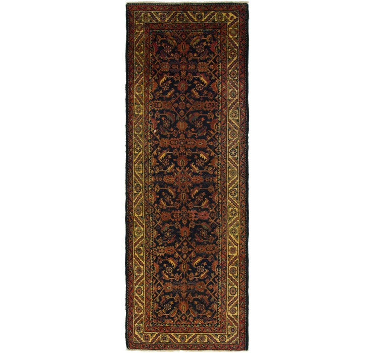 112cm x 328cm Malayer Persian Runner ...