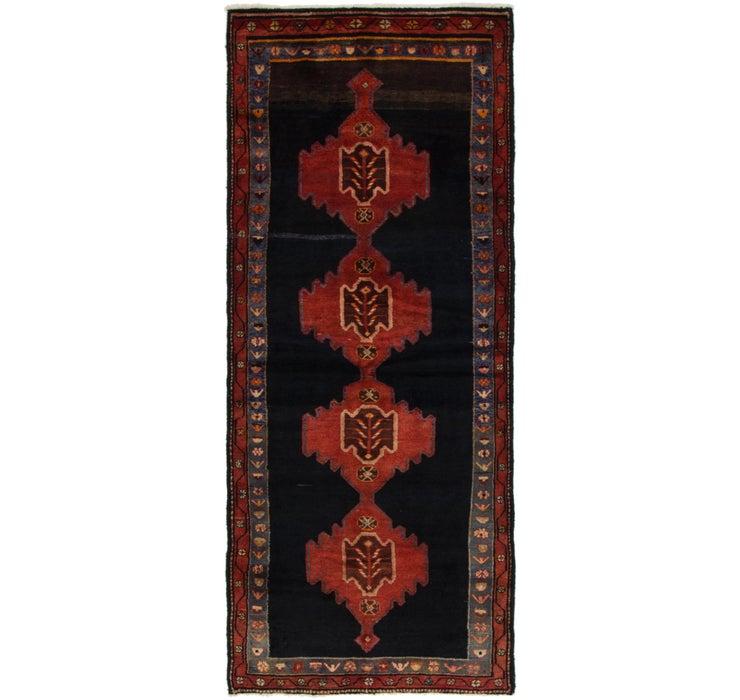 115cm x 287cm Zanjan Persian Runner Rug
