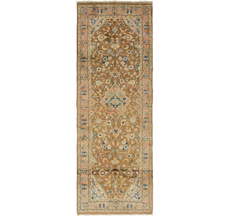 110cm x 305cm Mahal Persian Runner Rug