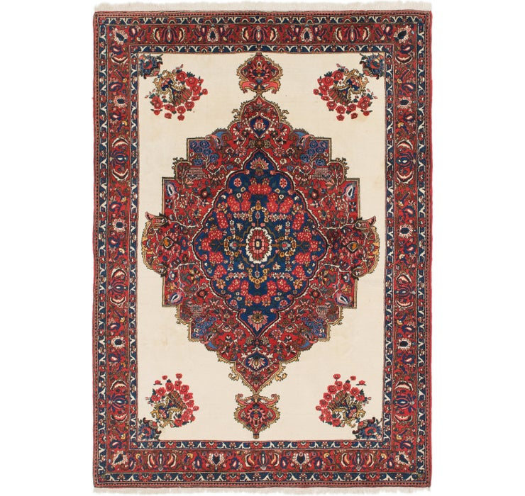 7' 2 x 9' 9 Bakhtiar Persian Rug