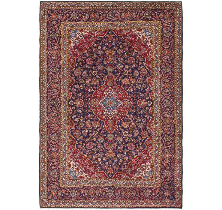 250cm x 360cm Kashan Persian Rug