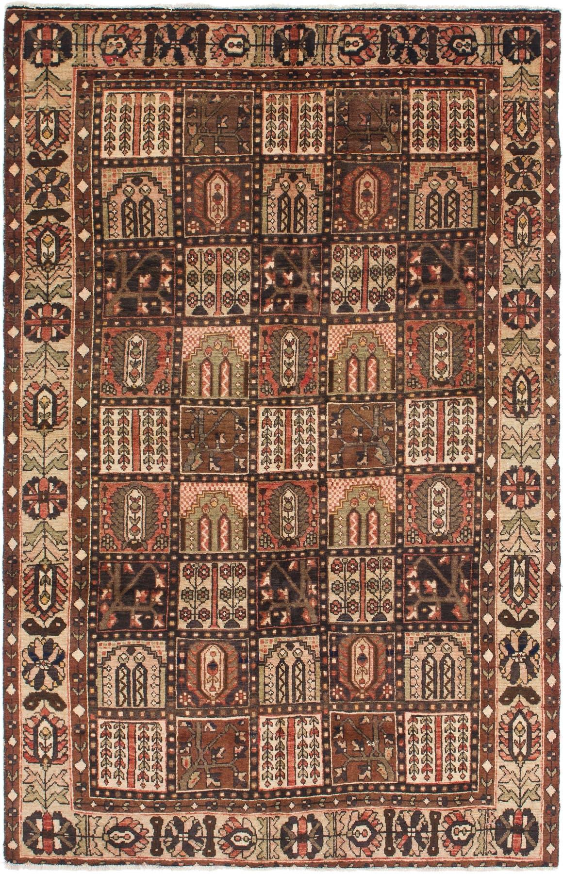 6' 3 x 9' 9 Bakhtiar Persian Rug main image