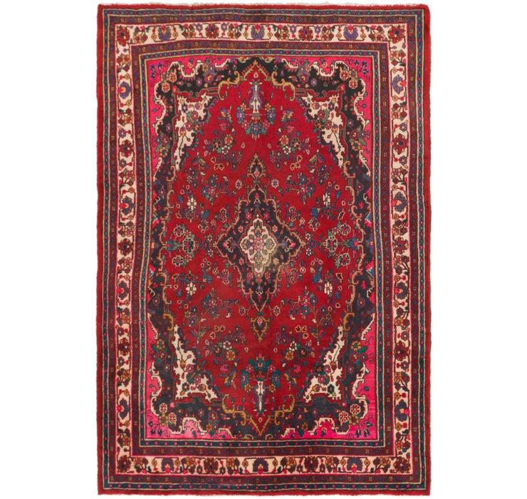 205cm x 305cm Shahrbaft Persian Rug