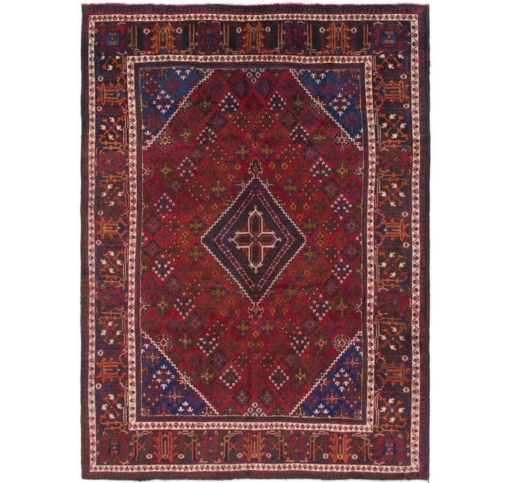 225cm x 305cm Joshaghan Persian Rug