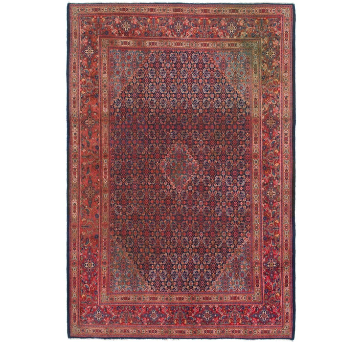 213cm x 320cm Farahan Persian Rug