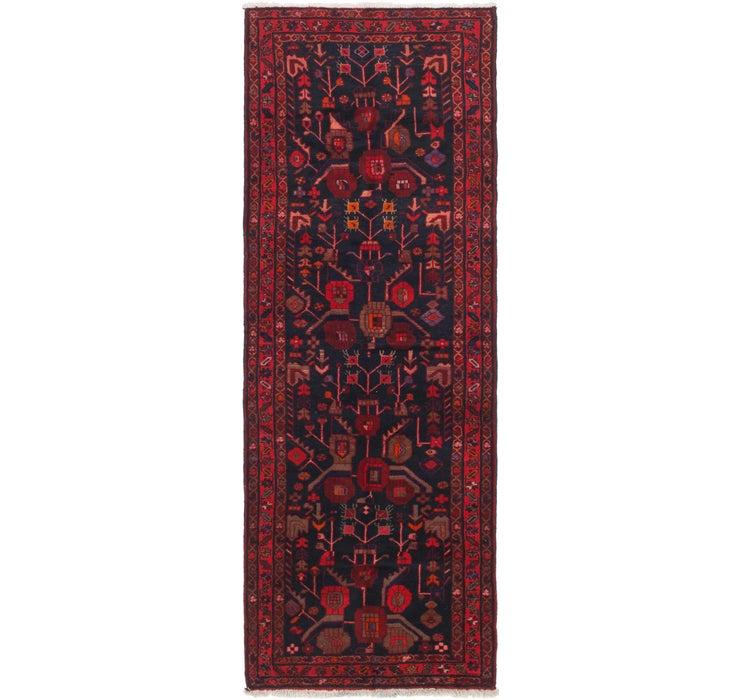 105cm x 292cm Sirjan Persian Runner Rug