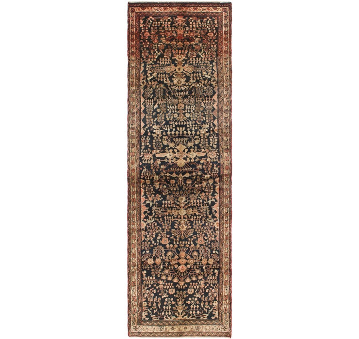 117cm x 390cm Mehraban Persian Runner...