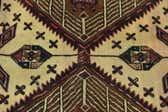 3' 9 x 11' 8 Meshkin Persian Runner Rug thumbnail