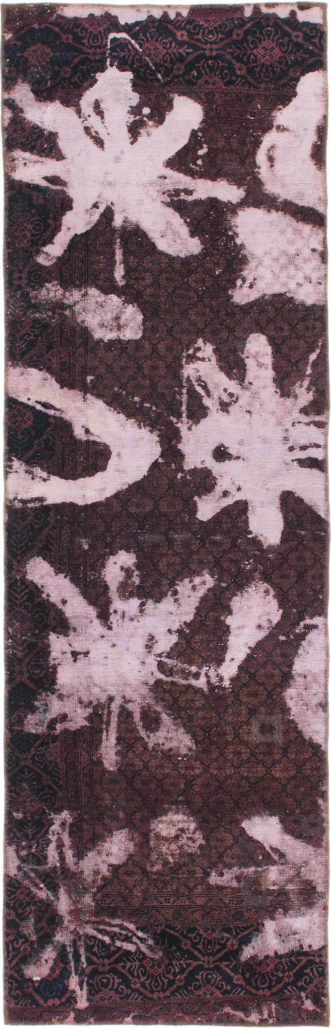 3' x 9' 7 Ultra Vintage Persian Runner Rug main image