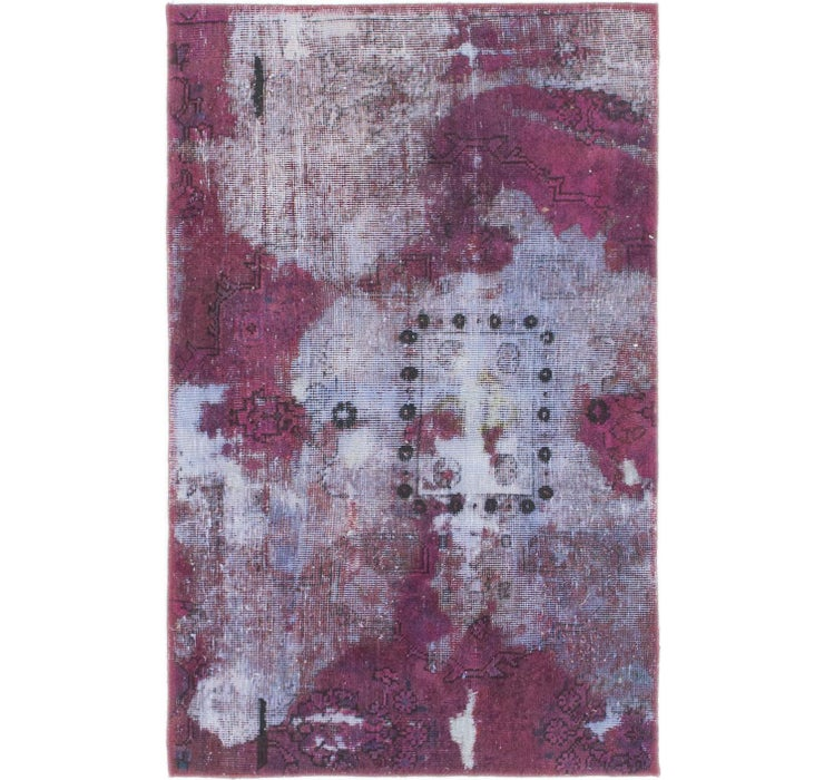 2' 8 x 4' 2 Ultra Vintage Persian Rug