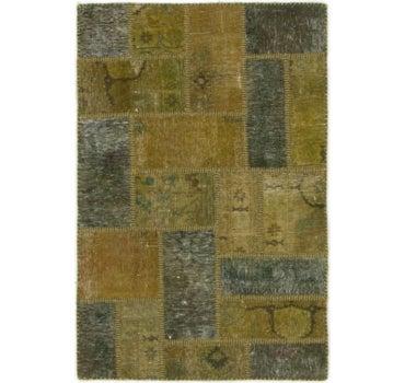 2' 10 x 4' 4 Ultra Vintage Persian Rug main image