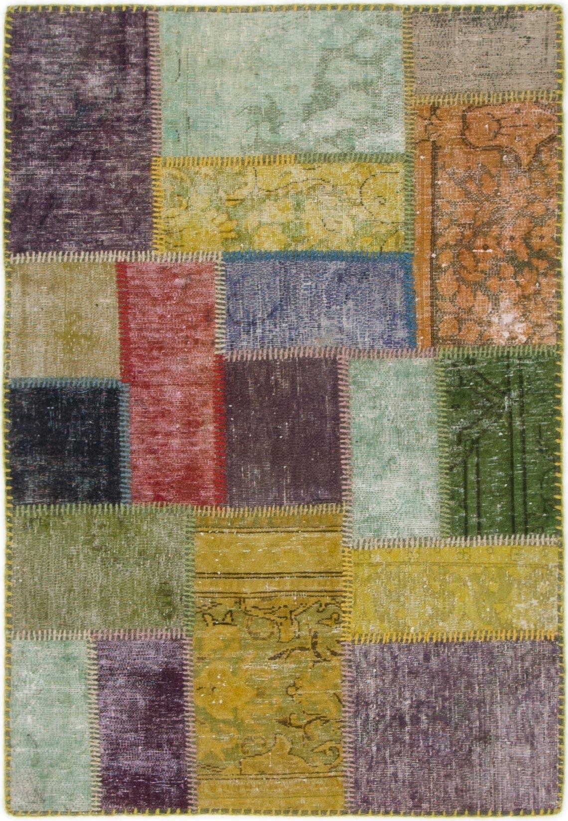 2' 10 x 4' 2 Ultra Vintage Persian Rug main image