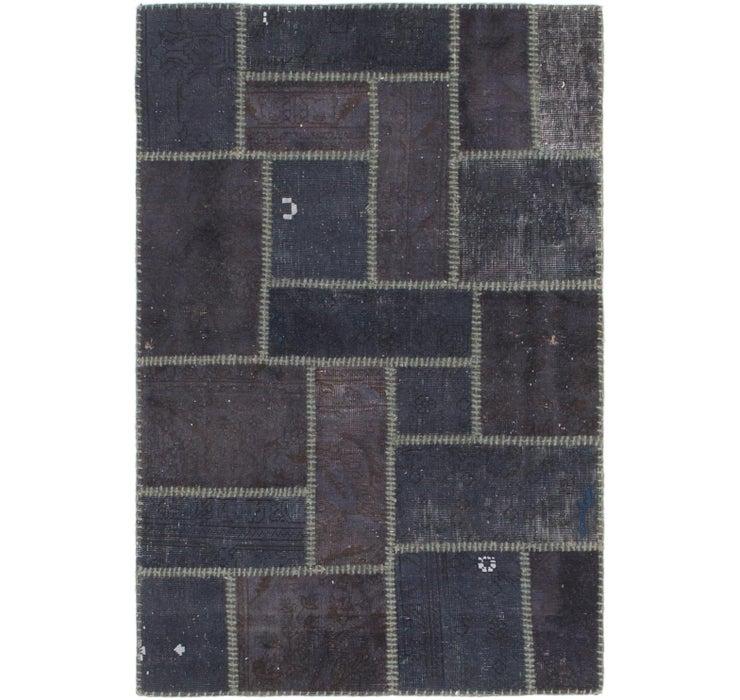3' x 4' 5 Ultra Vintage Persian Rug