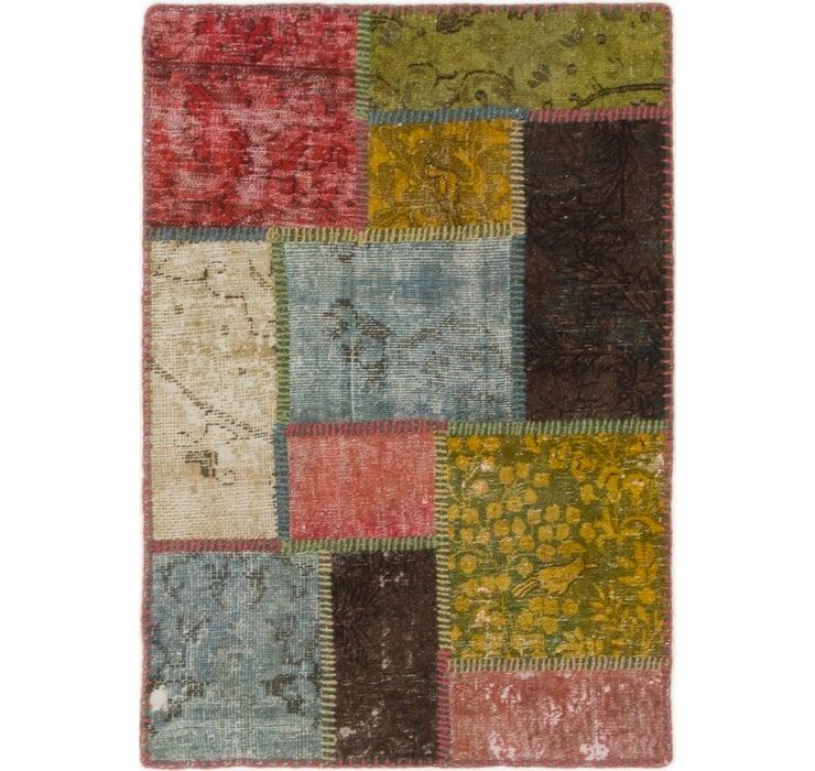 2' 2 x 3' 2 Ultra Vintage Persian Rug