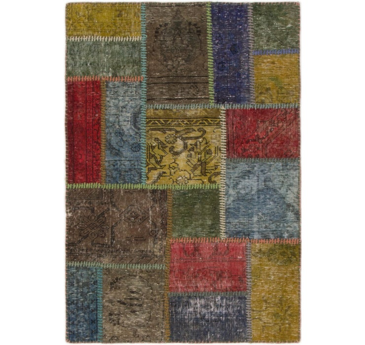 3' x 4' 2 Ultra Vintage Persian Rug