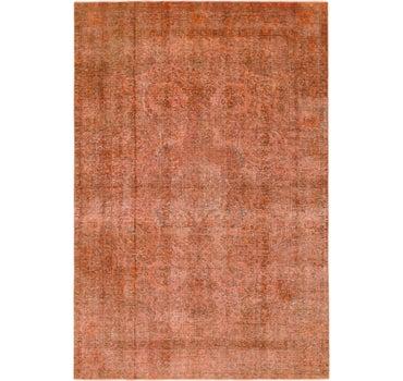 6' 8 x 9' 9 Ultra Vintage Persian Rug main image