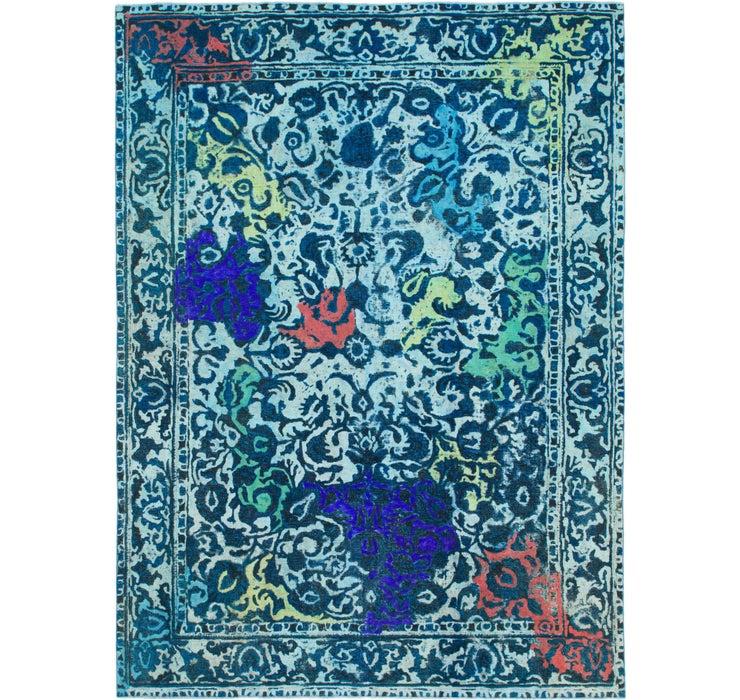 8' x 11' Ultra Vintage Persian Rug