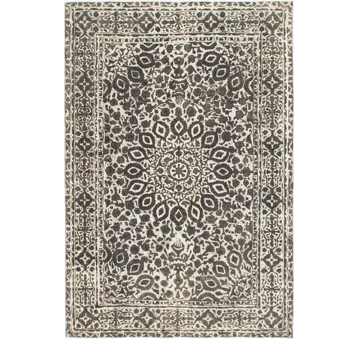 213cm x 315cm Ultra Vintage Persian Rug