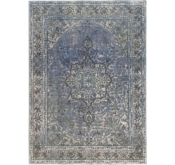 245cm x 343cm Ultra Vintage Persian Rug