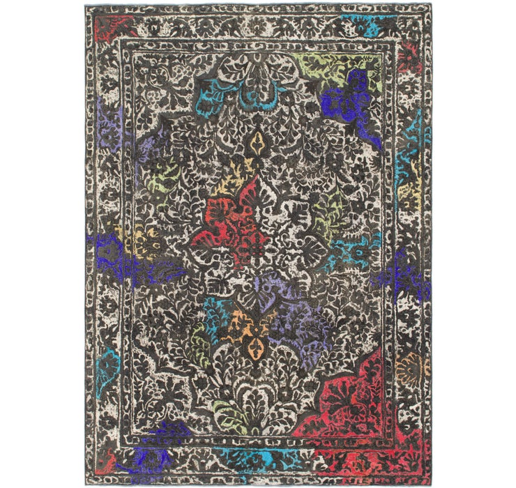 Image of 8' x 11' 2 Ultra Vintage Persian Rug