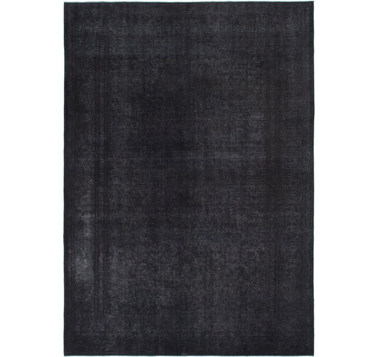 8' 7 x 12' 5 Ultra Vintage Persian Rug