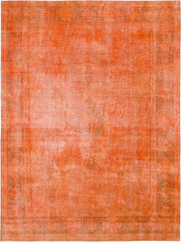Orange  9' 7 x 13' Ultra Vintage Persian