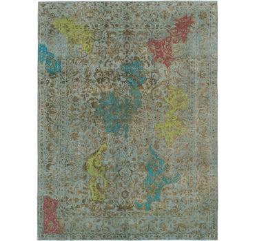 9' 6 x 12' 7 Ultra Vintage Persian Rug main image