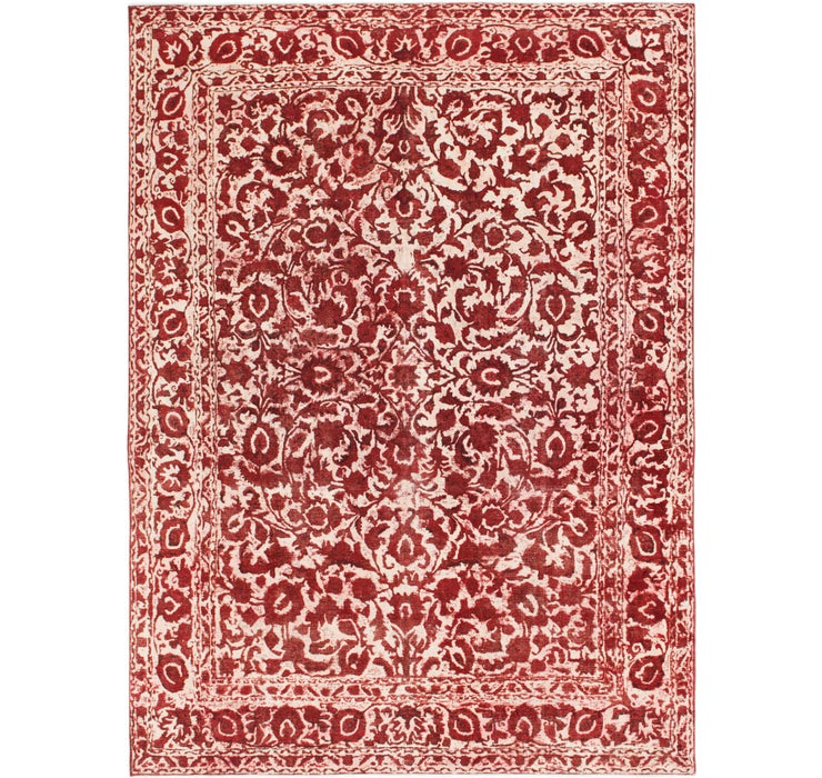 9' 5 x 13' Ultra Vintage Persian Rug