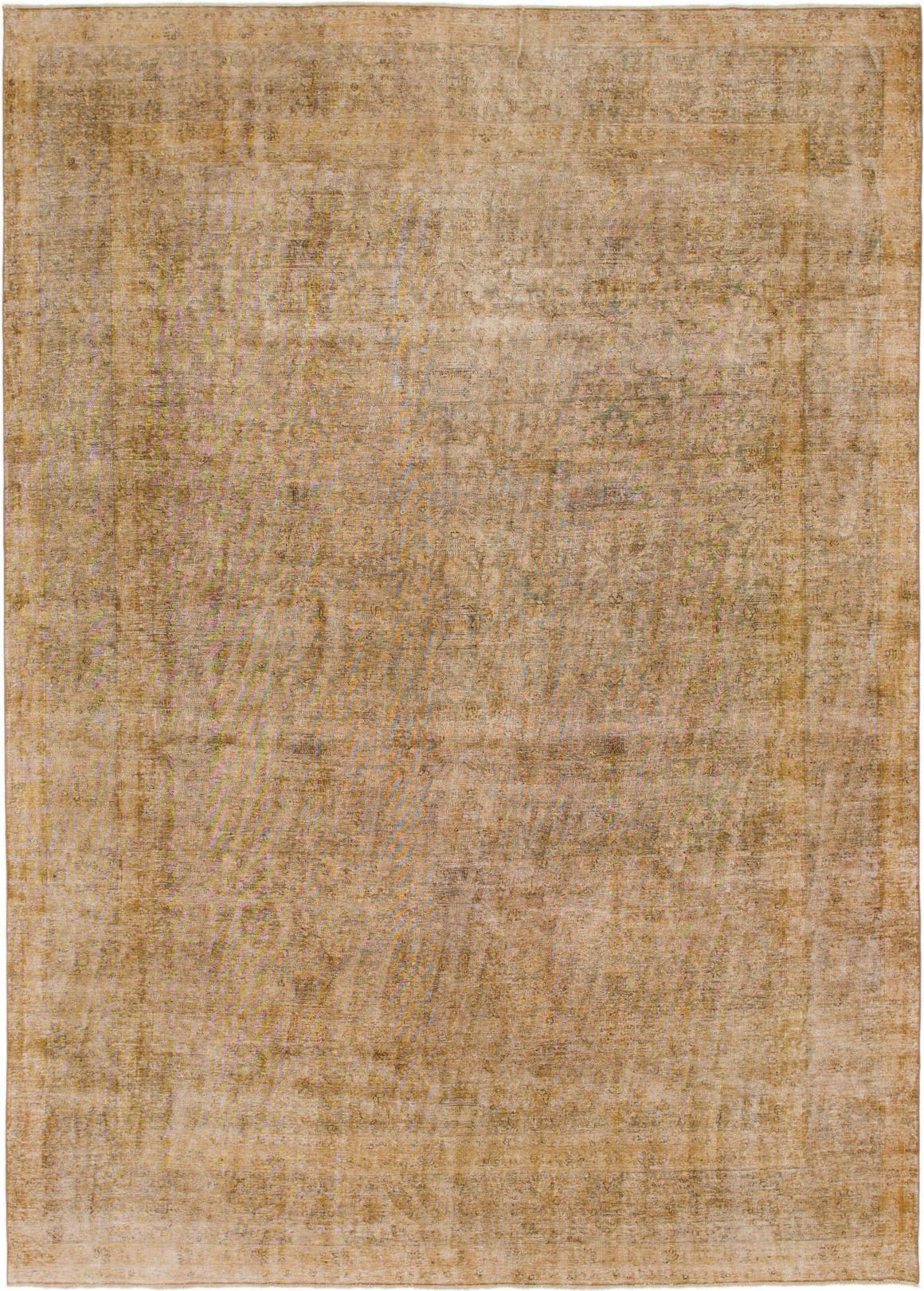 9' 8 x 13' 5 Ultra Vintage Persian Rug main image