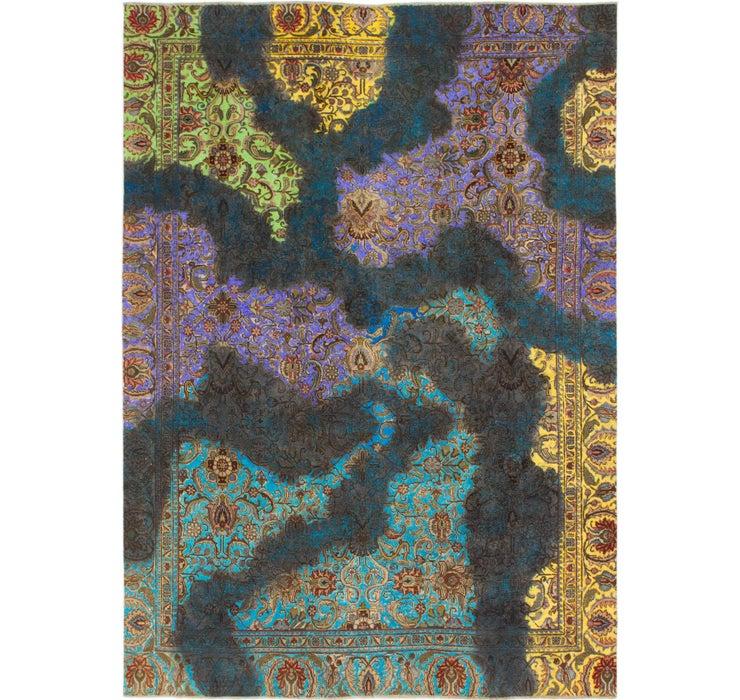 8' 7 x 12' Ultra Vintage Persian Rug