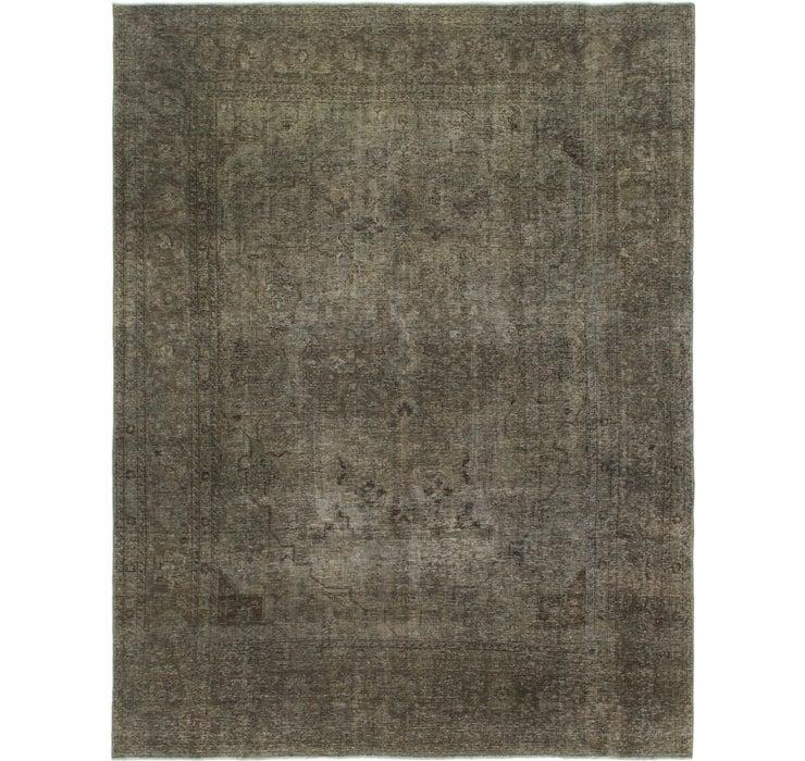 250cm x 330cm Ultra Vintage Persian Rug