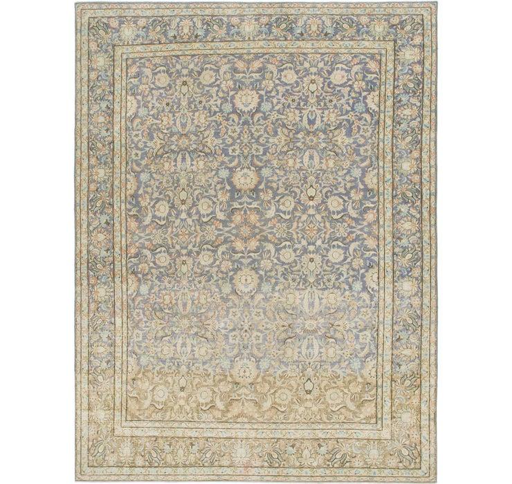 8' 9 x 11' 6 Ultra Vintage Persian Rug